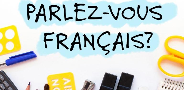 Escoge aprender francés en Language Connection